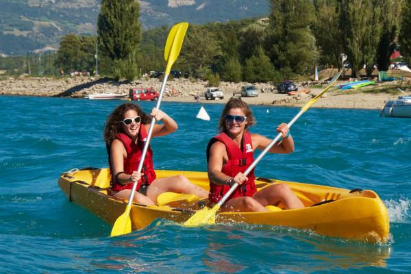 Location Canoë - Savines le lac