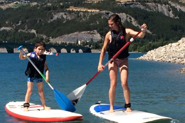 Location de paddle - Savines le lac