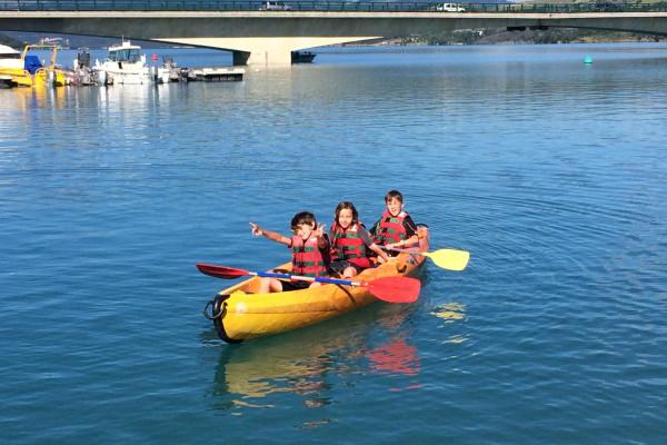 Location kayak - Savines-le-lac