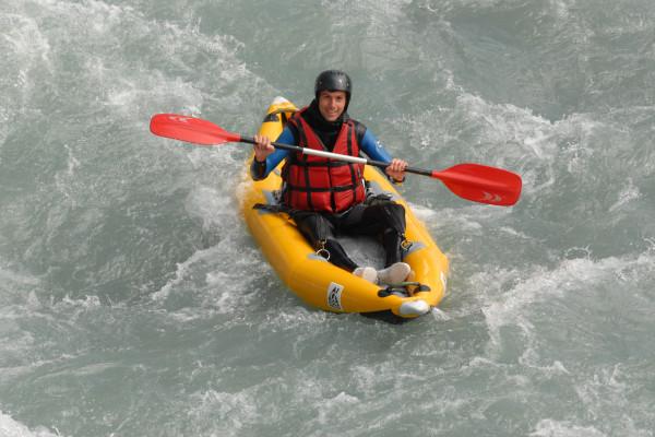 Air Kayak St Clément sur Durance/Embrun
