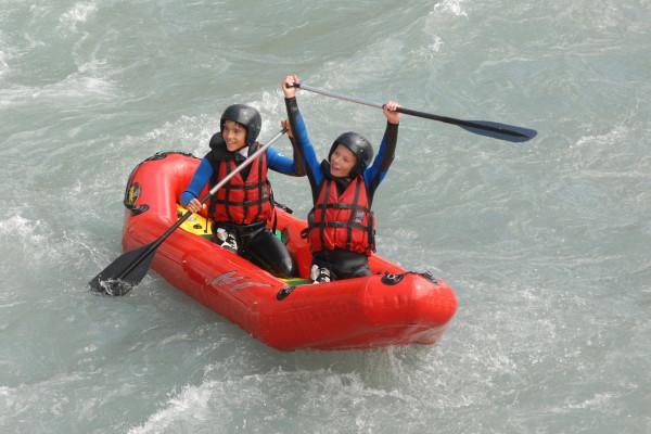 Cano Raft St Clément sur Durance/Embrun