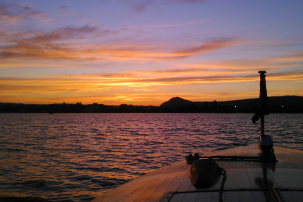 Apéro bateau - Embrun