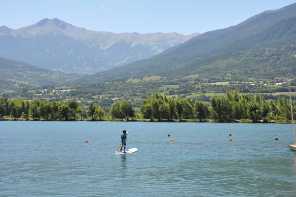 Location de Paddle 6 personnes à Embrun