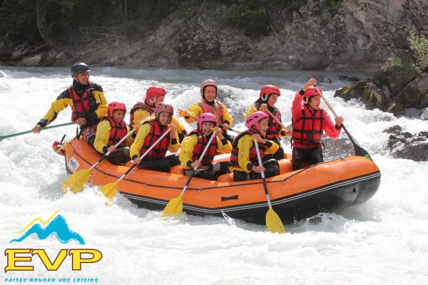 Rafting sur la Durance - Rabioux