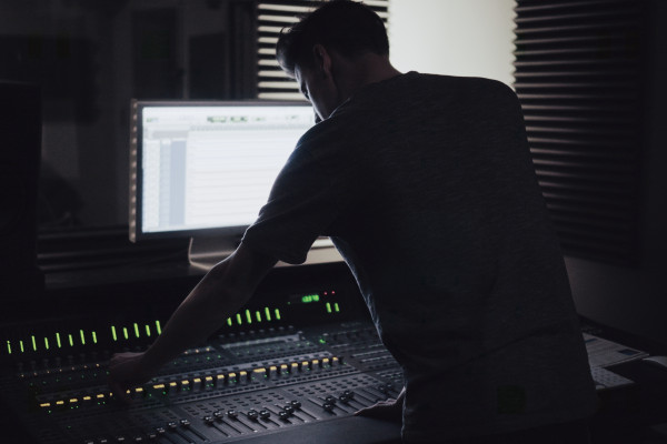 Your studio with studio master