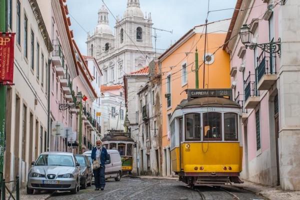 Historic Lisbon Tuk Tuk Tour