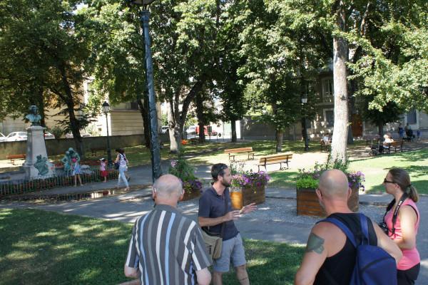 Visite guidée : Grand tour de ville, Embrun