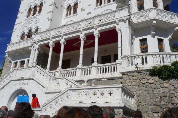 Visite guidée : Le château des Magnans - Jausiers