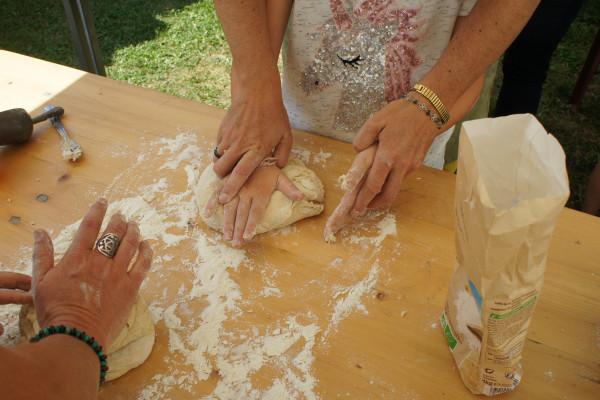 Atelier famille : Pâtes aux herbes - Saint-Paul-S/-Ubaye