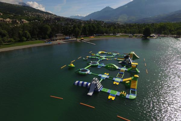 AQUAPARC EMBRUN / Parc Aquatique Serre Poncon
