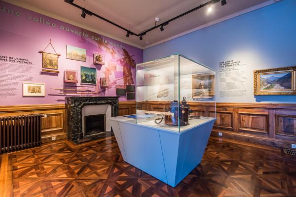 Visite guidée Ville, villas, musée de Barcelonnette