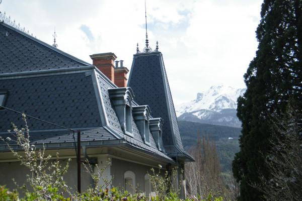"""Visite guidée """"Villas de Barcelonnette"""""""