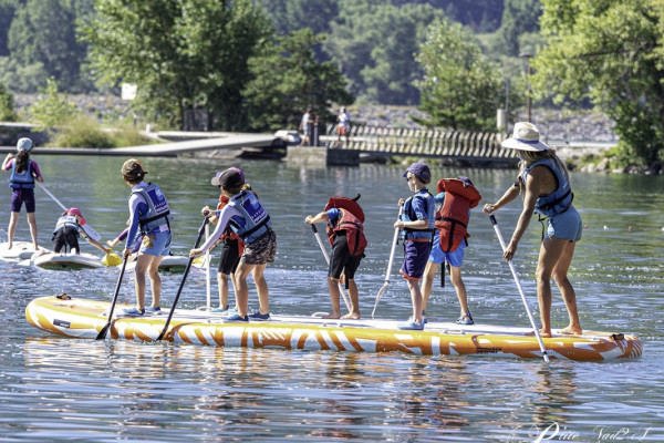 Location de Paddle 6 personnes à Embrun