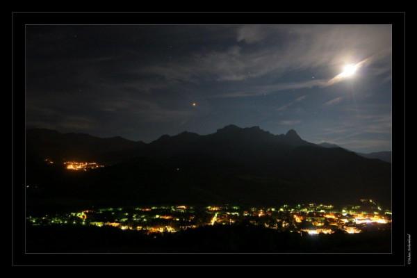 Visite nocturne - Barcelonnette