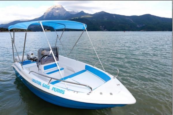 Location bateau sans permis - La Baie Saint-Michel